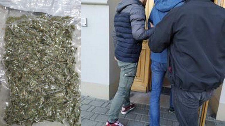 Gorliccy policjanci przejęli narkotyki o wartości kilkudziesięciu tysięcy złotych