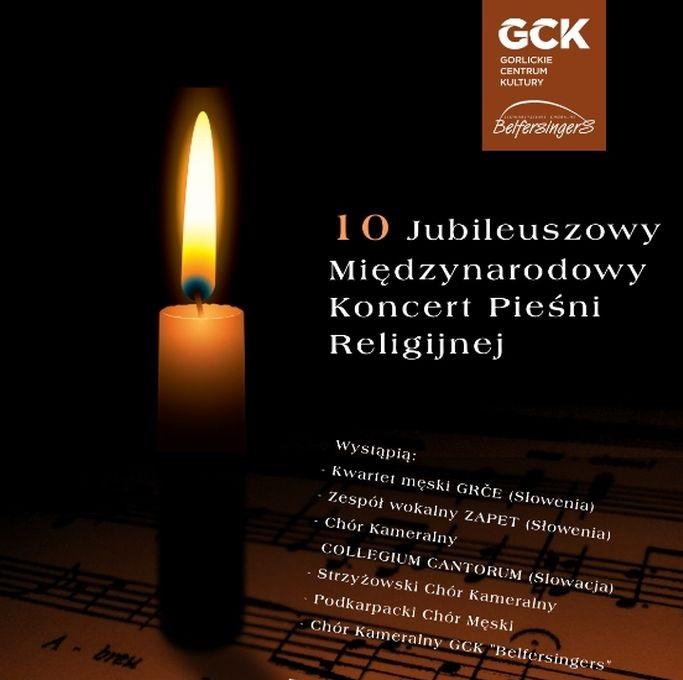 W piątek pieśni religijne zabrzmią na koncertowo i międzynarodowo