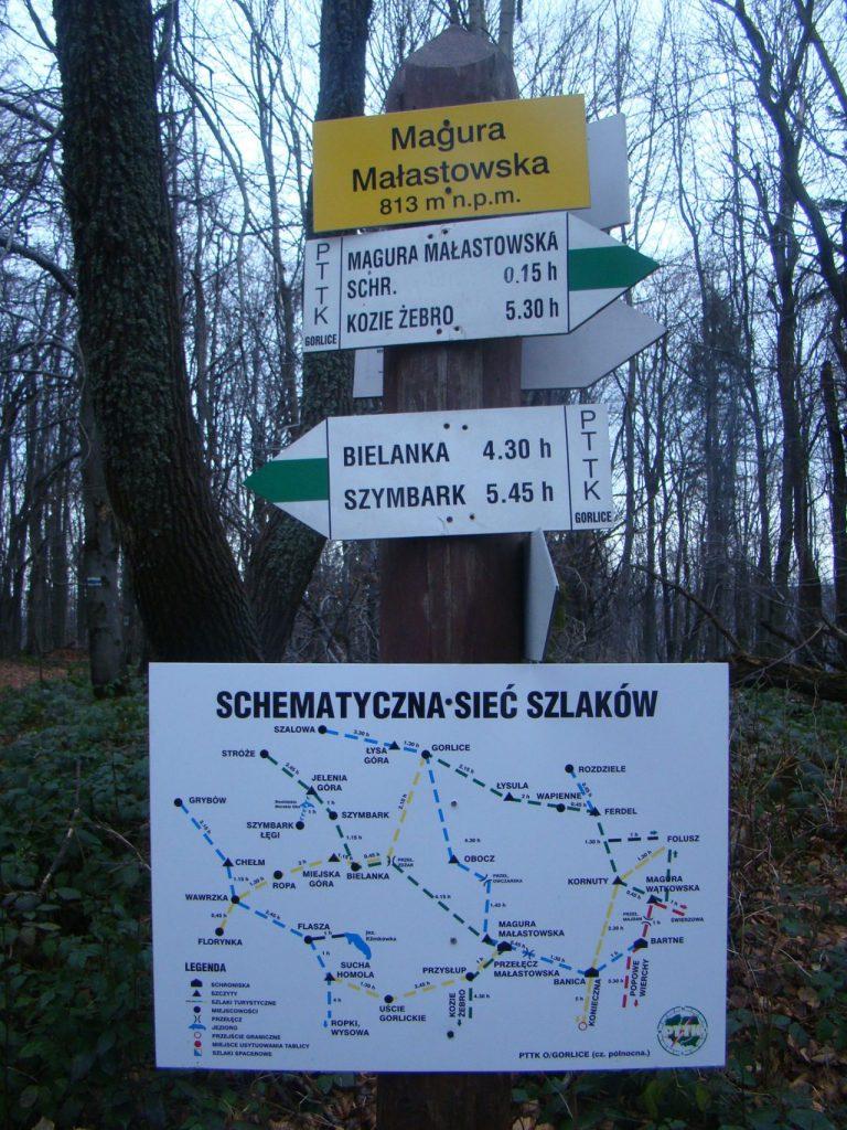 Na Magurę! (Sądecka Mapa Rowerowa II/XI)