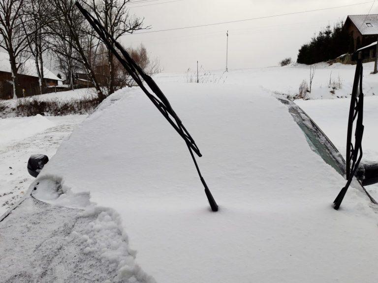 To jeszcze nie koniec opadów śniegu