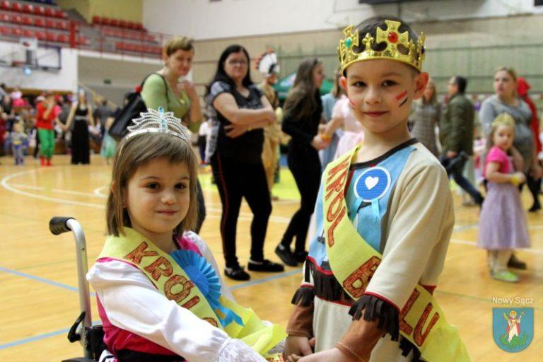 Radość dla wszystkich czyli XIX Integracyjny Bal Karnawałowy dla dzieci