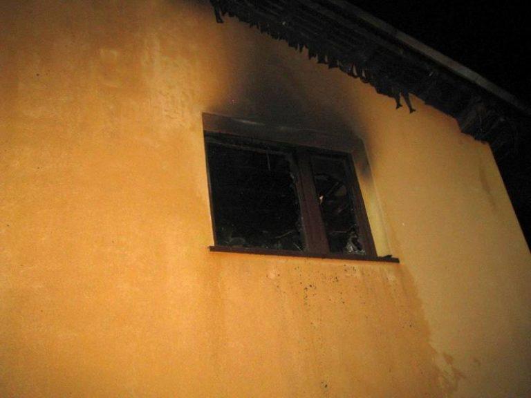 Noworoczny dramat na Sądecczyźnie: mężczyzna zginął w pożarze