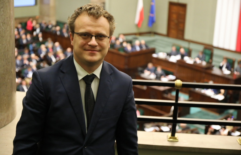 Z ostatniej chwili! Radny Maciej Prostko Sędzią Trybunału Stanu