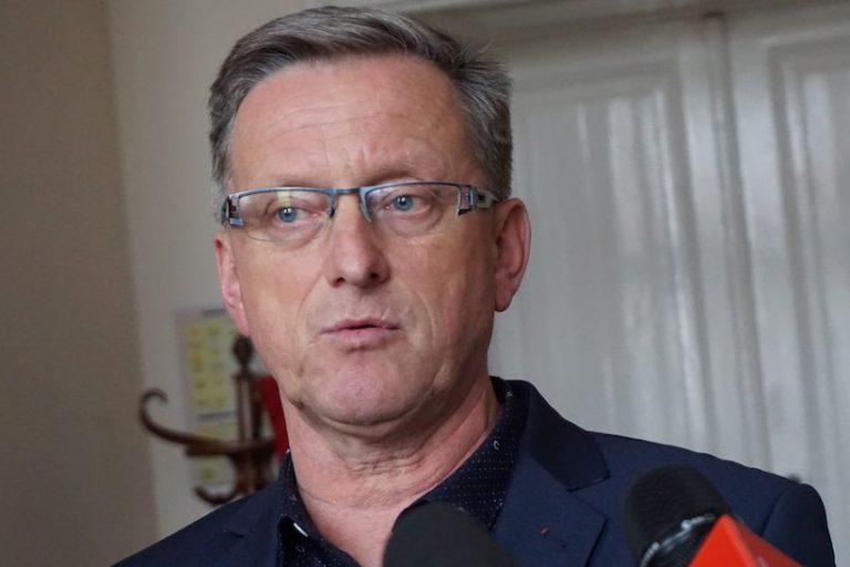 Artur Czernecki dostał posadę wicedyrektora nowosądeckiego MORD