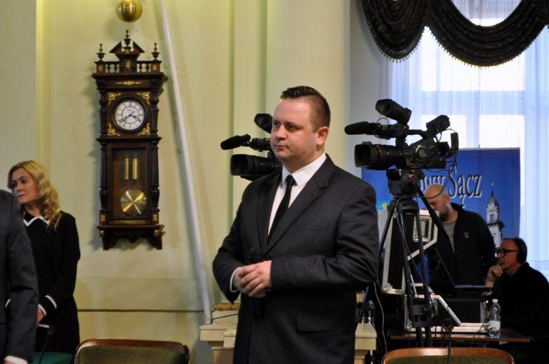 Oficjalnie Jakub Prokopowicz zastąpił Martę Porembę w Radzie Miasta