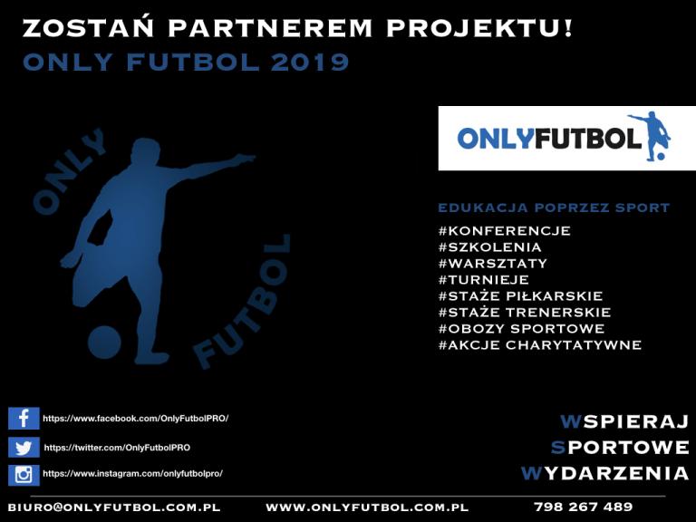 """Piłkarzu, trenerze, działaczu dołącz do Projektu """"Edukacja poprzez sport""""!"""