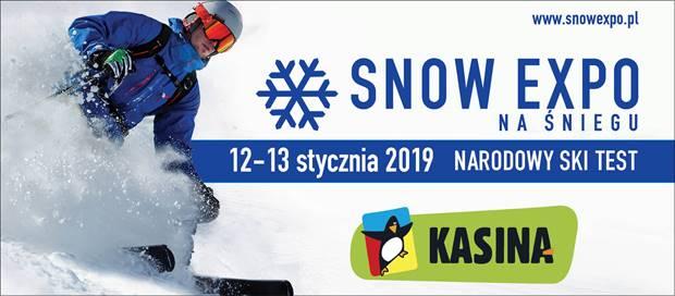 Kasina: 12-13 stycznia: SKI TEST 2019