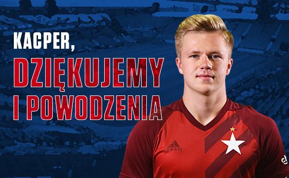 Grał w Sandecji. Teraz odchodzi z Wisły Kraków