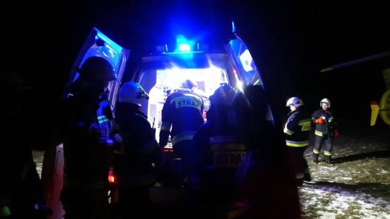 Tragedia w Siołkowej. Nie żyje 10-letnia Karolina