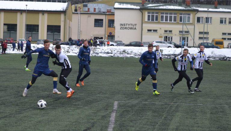 Piłkarze Sandecji zagrają sparing z dawnym uczestnikiem Pucharu UEFA