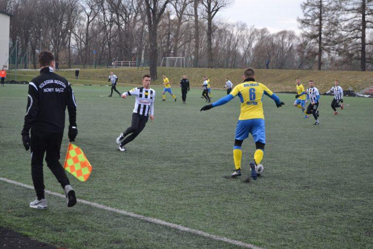 Piłkarze Sandecji lepsi od Górnika Zabrze w… tajnym meczu