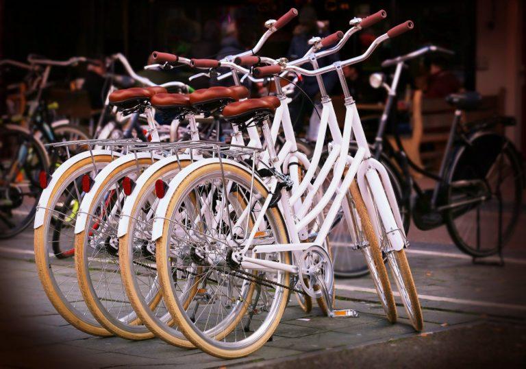 Jeśli chcemy być nowocześni, przesiądźmy się na rowery