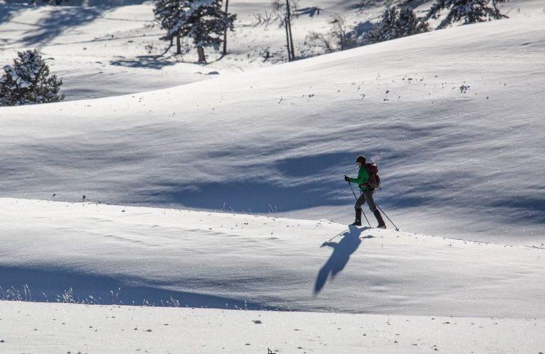 """""""Śnieżne trasy przez lasy"""" – mistrzostwa w narciarstwie klasycznym"""