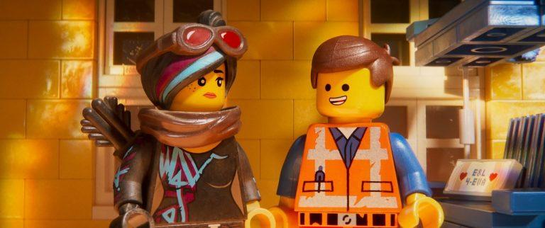 ROZDAJEMY BILETY DO KINA! LEGO® PRZYGODA 2 W SOKOLE!