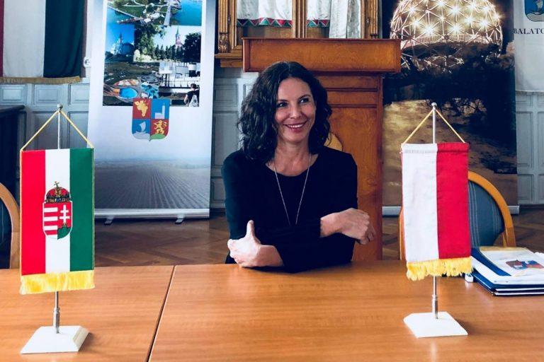 Sądecka stomatolog z węgierskim Złotym Krzyżem Zasługi