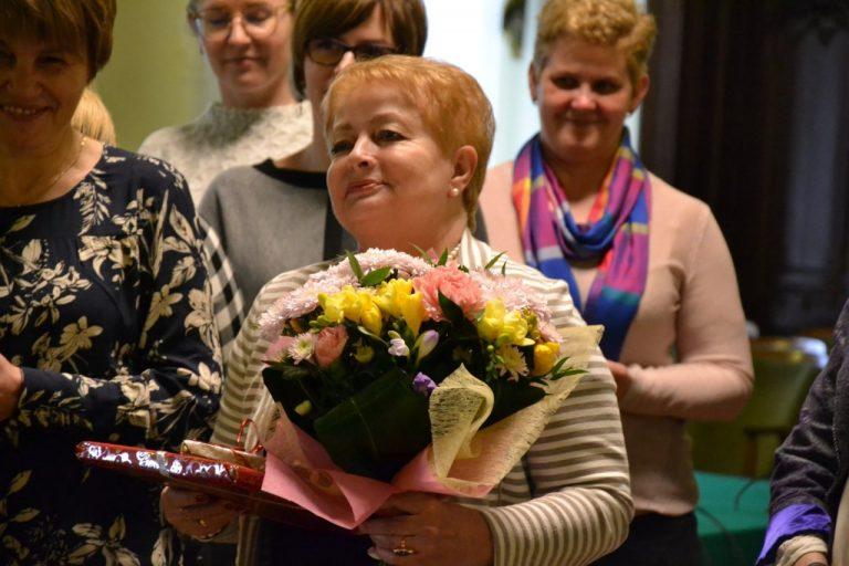 Pracowała dla ratusza 44 lata. Teraz odchodzi na emeryturę