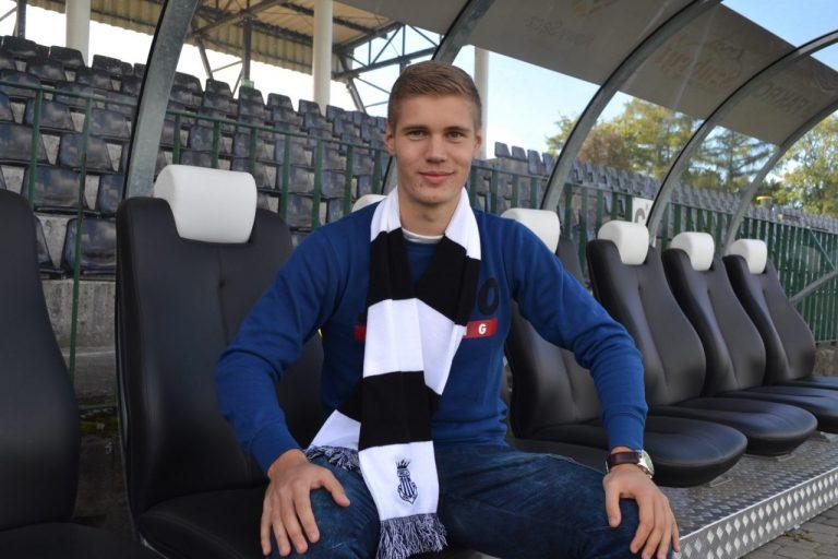 Piłkarz Sandecji powołany do reprezentacji Polski