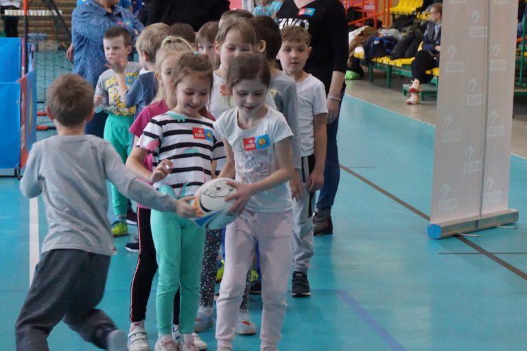 Sądeckie przedszkolaki w sportowym żywiole. Orlen Przedszkoliada Tour!