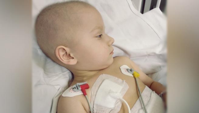 Życie Wojtusia jest w naszych rękach! Pomóżmy mu wygrać walkę z rakiem…