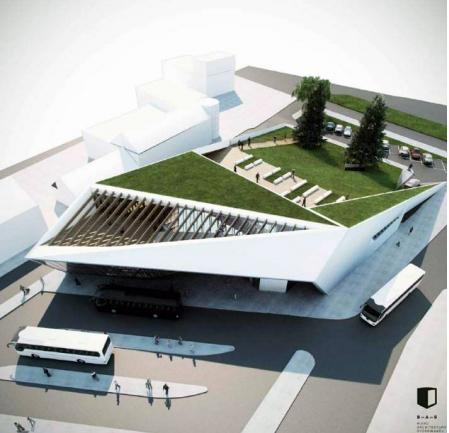 Spółka MDA nie chce budować sądeckiego dworca PKS. Szuka inwestora, który postawi gmach