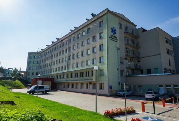 Interwencja Policji w nowosądeckim szpitalu. Powodem nie lekarz, a pacjent