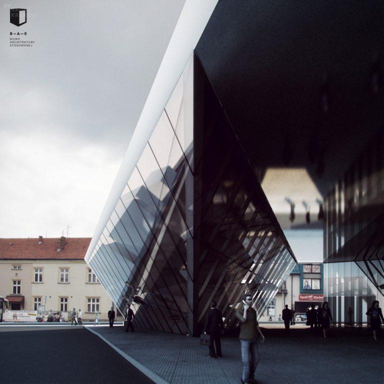 Ostatnie chwile budynku sądeckiego dworca autobusowego? MDA szykuje teren pod inwestycję