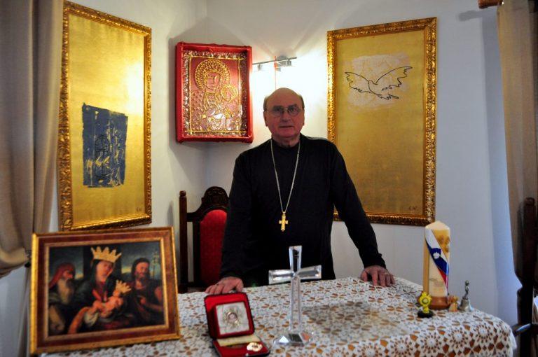 Dyplomata watykański rodem z Łyczanej