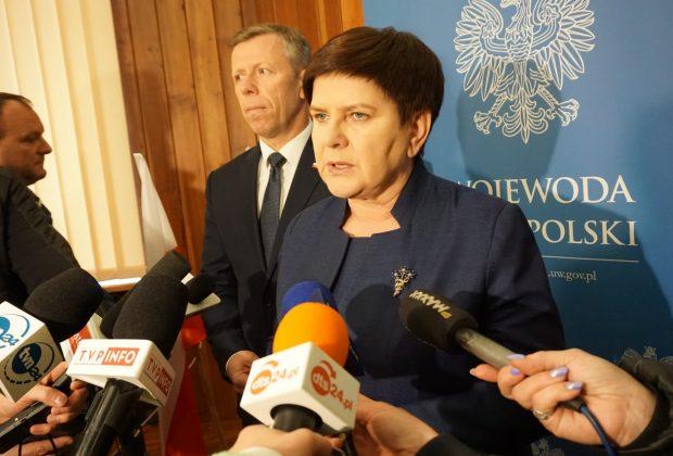 Wicepremier Beata Szydło ponownie odwiedzi Nowy Sącz