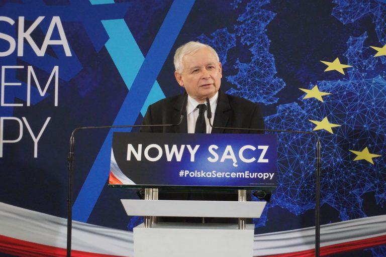 Wybory 2019, Nowy Sącz:  przyjeżdżają Jarosław Kaczyński i Beata Szydło!