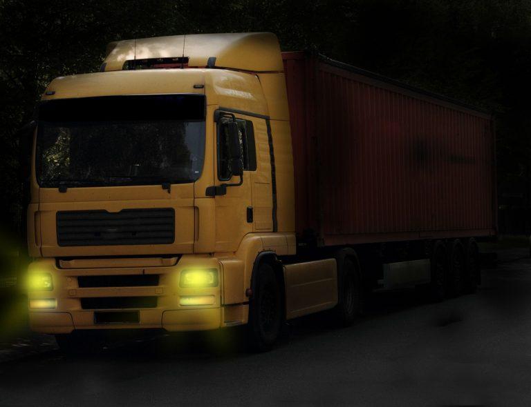 Pijany 35-latek jeździł samochodem ciężarowym po Nowym Sączu