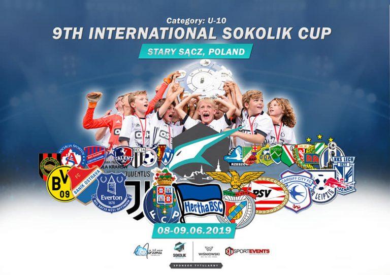 Sandecja zagra z FC Porto,  Juventus Turyn z Wisłą Kraków czyli rozlosowano pary Turnieju Sokolika!