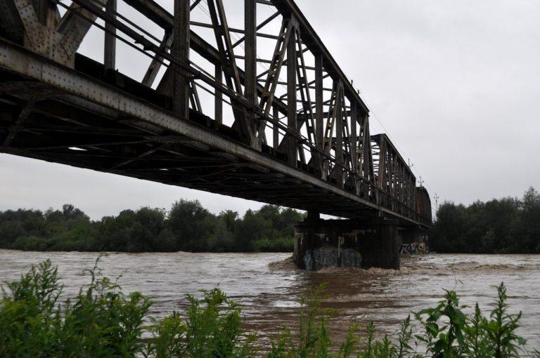 Uwaga! Rzeki mogą przekroczyć stany alarmowe