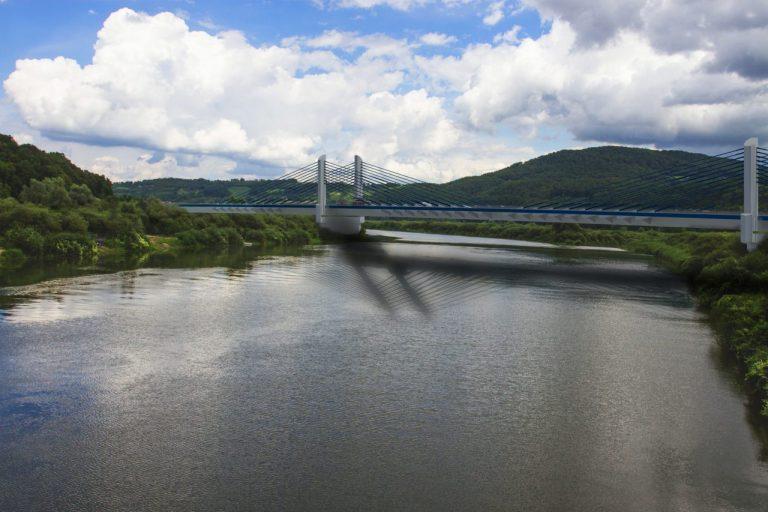 Most w Kurowie: do dwóch razy sztuka? Przetarg ponownie wygrała ta sama firma