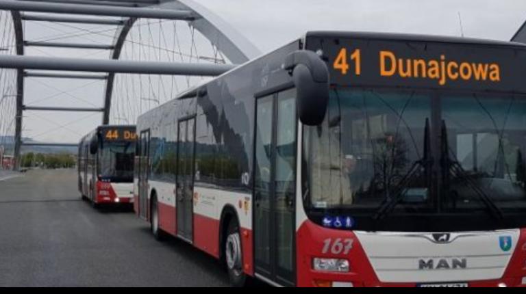 W związku z otwarciem mostu na Dunajcu, zmiany w kursowaniu autobusów MPK