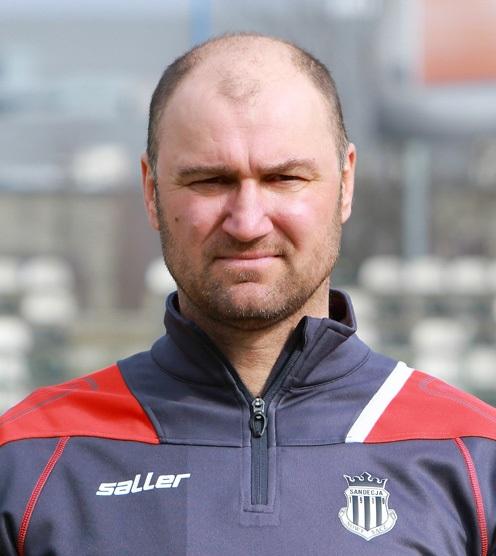 Trener Sandecji z licencją UEFA Pro!