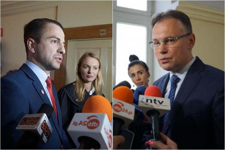 """Poseł Mularczyk przegrał w sądzie z kandydatem ,,Wiosny"""" Jakubem Bocheńskim"""