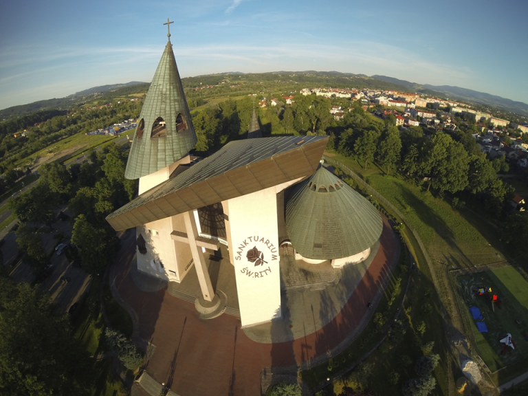 Nowy Sącz ma jedyne w Polsce sanktuarium świętej od spraw beznadziejnych