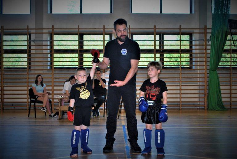 Kickboxing. UKS Fenix pokazał moc [Zdjęcia]