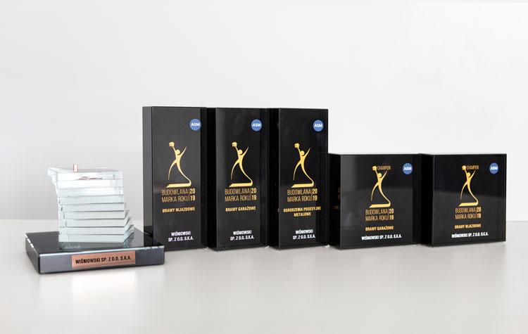 Budowlana marka roku 2019 – WIŚNIOWSKI ze złotymi Championami