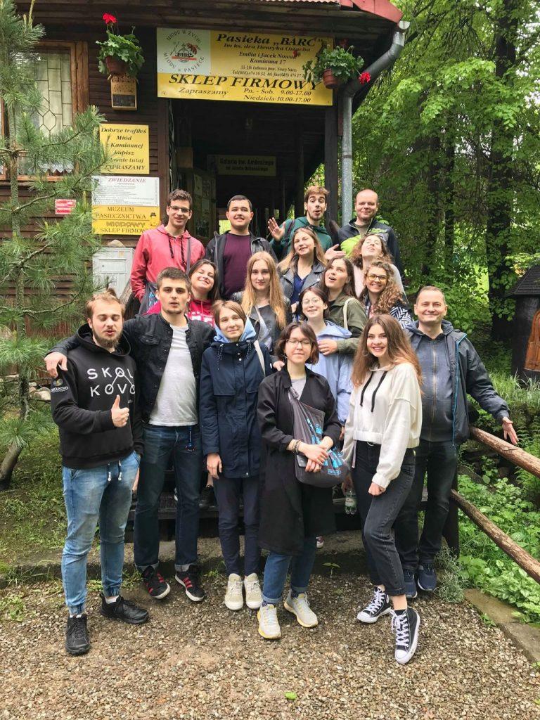 Fundacja Promocji Nauki i Kreatywności przyjmuje studentów z Ukrainy, Białorusi i Rosji