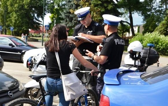 W niedzielę rowerzyści i kierowcy pod policyjną lupą