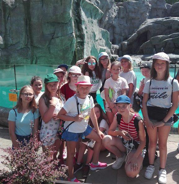 29 dobroczynna kolonia w Chełmcu czyli… wakacje należą się wszystkim dzieciom