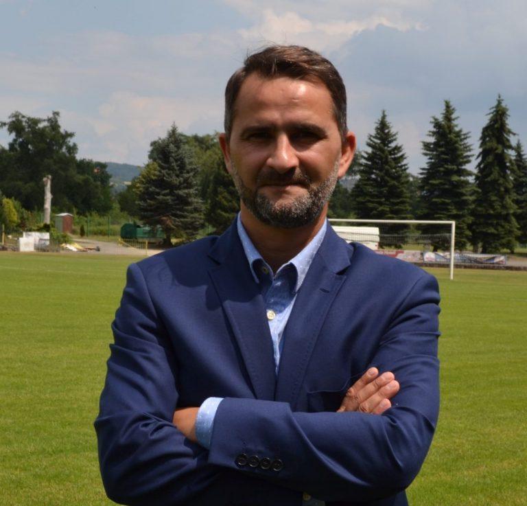 """Trener Sandecji pytany o kwestie transferowe: """"Jest duże prawdopodobieństwo"""""""