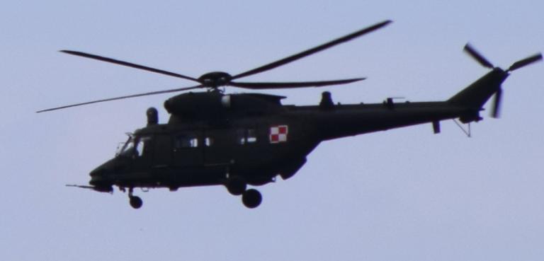 Czemu od kilku dni nad regionem latają wojskowe maszyny? Zagadka rozwiązana