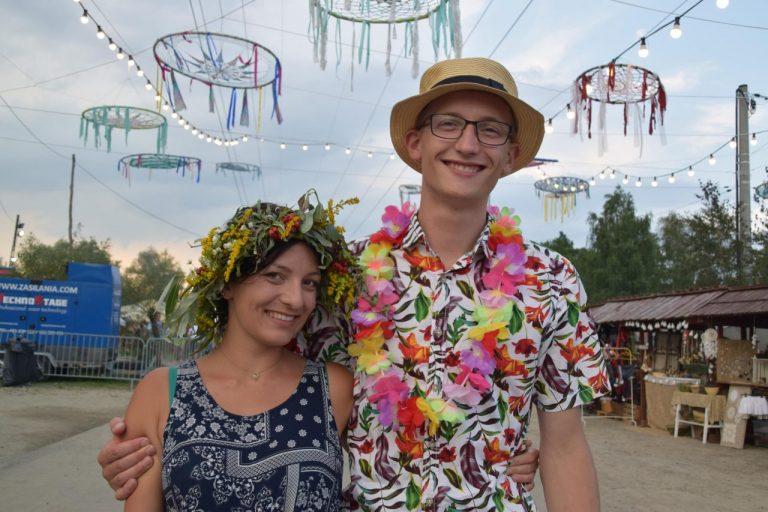 Ogień w krzakach nad Popradem! 7. edycja Pannonica Festival rozpoczęta [ZDJĘCIA]