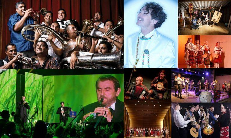 Pannonica: Legendy muzyki etnicznej i bałkańskiej nadciągają!