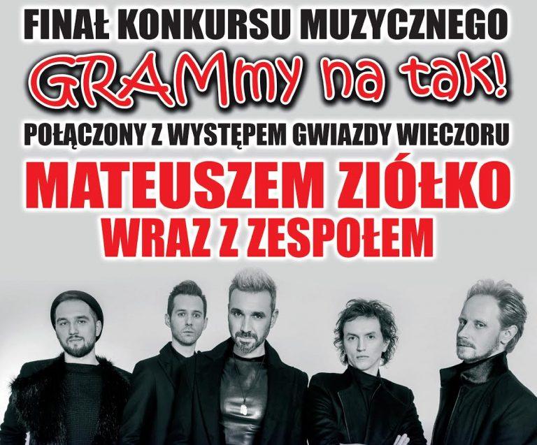 Mateusz Ziółko wystąpi w Świniarsku! Będzie gwiazdą konkursu talentów
