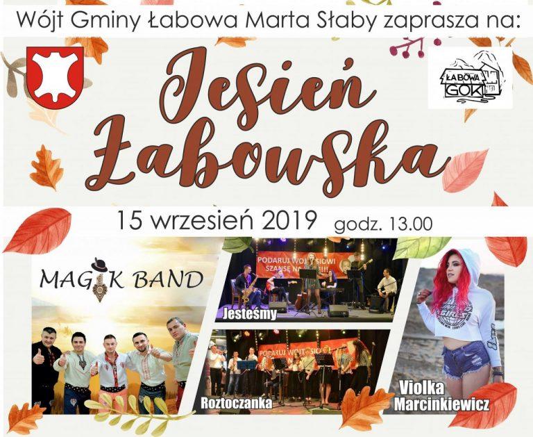 15 września: Jesień Łabowska