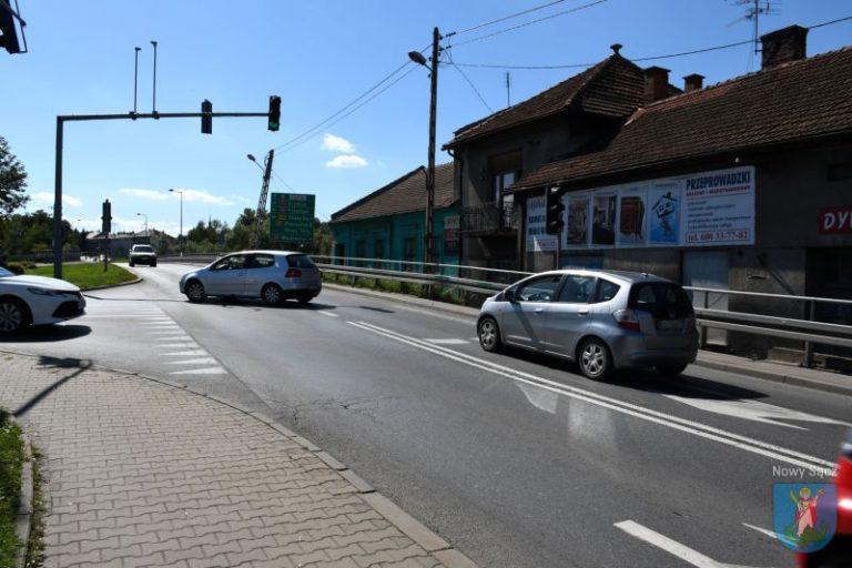 Od najbliższego poniedziałku zakaz lewoskrętu z ulicy Tarnowskiej w Paderewskiego