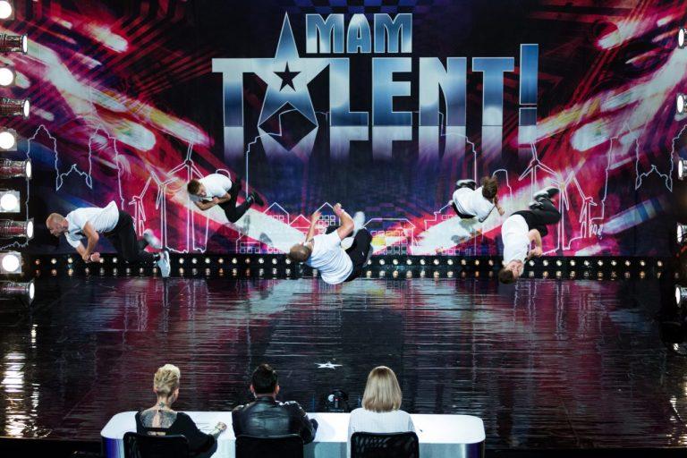 """Mam Talent: sądecka grupa Screamo Trickz usłyszała trzy razy ,,tak"""""""